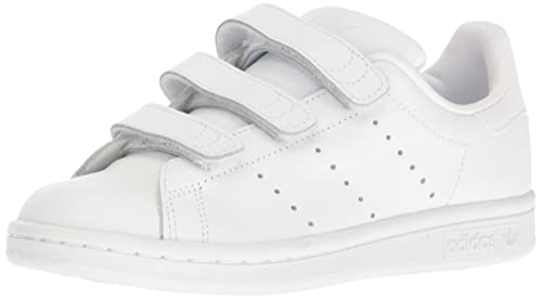 new product 3d8df fafa3 adidas Originals Kids' Stan Smith Cf J Running Shoe