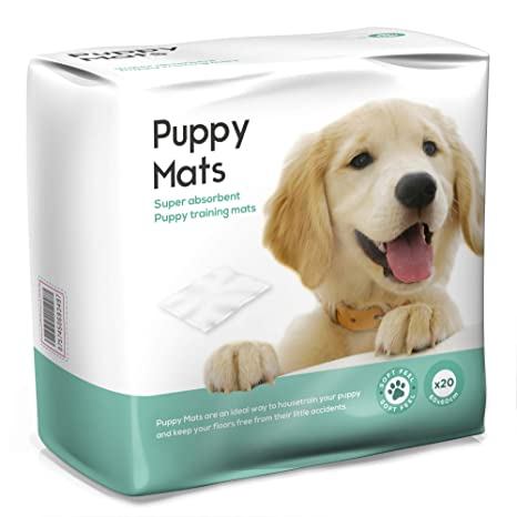Drylife Puppy Mats - Absorbente Toallitas de Entrenamiento para Mascotas (Paquete de 100)