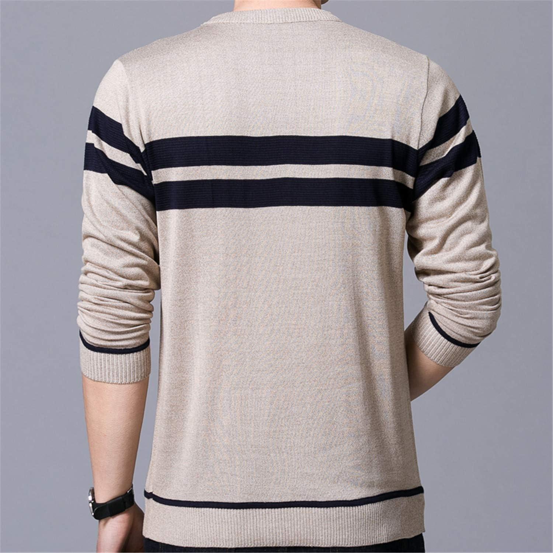 Cyose Fashion Men Sweater Dress Thin Jersey Knitted Sweaters Mens Wear Knitwear Fashion