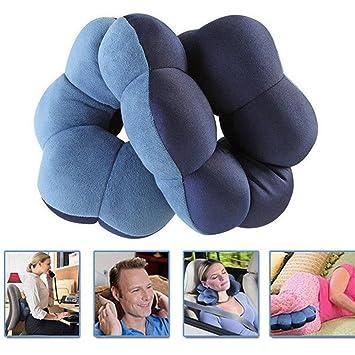 Amazon.com: Mejor Calidad comodidad total almohada viaje ...