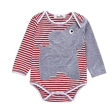 Julhold - Chándal para bebé recién Nacido, diseño de Elefante, a ...