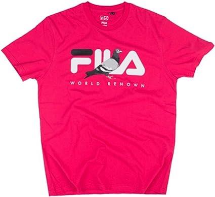 Fila x Staple Limited Capsule Collection, Camiseta de Hombre: Amazon.es: Ropa y accesorios
