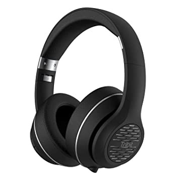 Auriculares Bluetooth Tribit XFree Tune inalámbricos de diadema con HiFi, Rich Bass, 24 horas