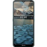 """Nokia 2.4 smartphone met 6,5"""" HD+ scherm, nachtmodus en portretmodus, Batterij die 2 dagen meegaat¹, vingerafdruksensor…"""