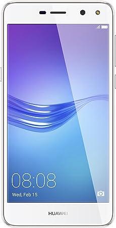 Huawei Y6 2017 SIM Doble 4G 2GB Color Blanco: Huawei: Amazon.es ...