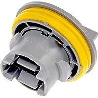 Houshome Suporte de soquete de plástico para lâmpada traseira 1Pc se encaixa traseira esquerda/direita sinal de freio…