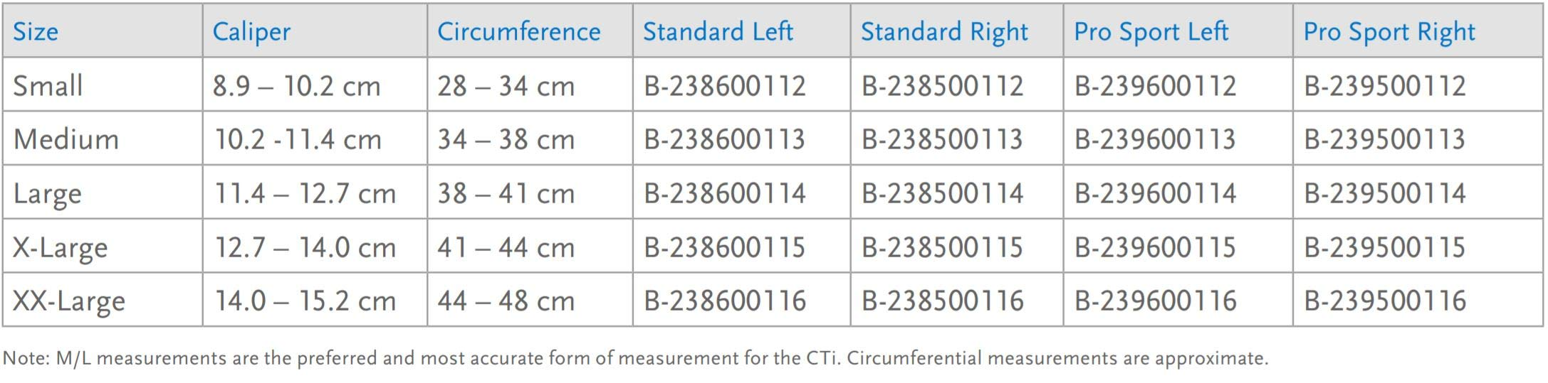 Ossur CTi OTS Knee Brace Standard Version – Maximum Support for ACL, MCL, LCL, PCL, Rotary and Combined Instabilities Injuries – for All Activity Levels (XX-Large, Right, Non PCL) by Ossur (Image #7)