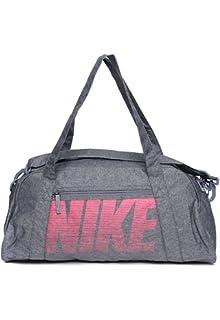 dbf49853ad Nike Women s Pink Polyester Gym Club Training Duffel Bag (Ba5490-633 ...