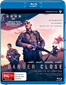 Danger Close: The Battle of Long Tan (Blu-Ray)