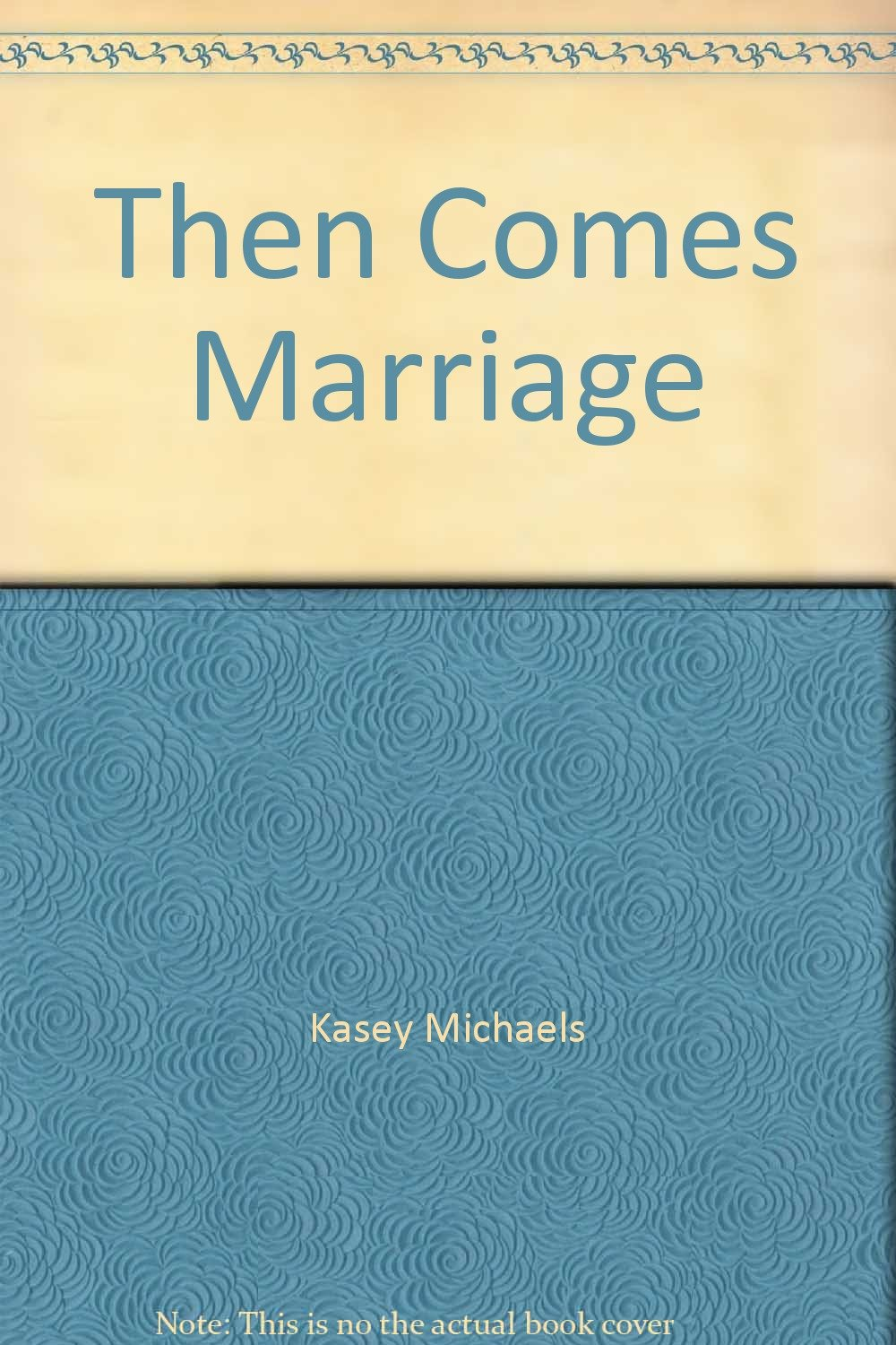 Download Then Comes Marriage pdf