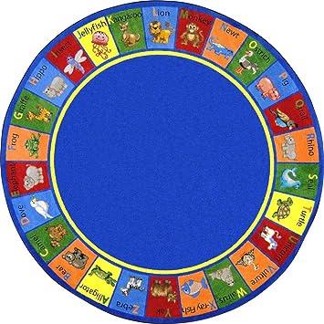 Joy Carpets Kid Essentials Floor Matttroy