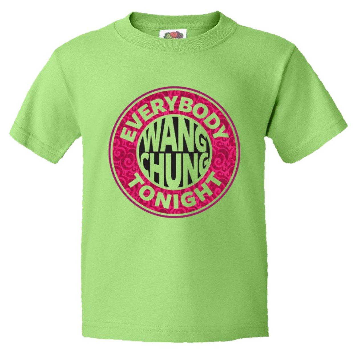 Youth Wang Everybody Chung Have Fun Tonight HQ Tee Shirt