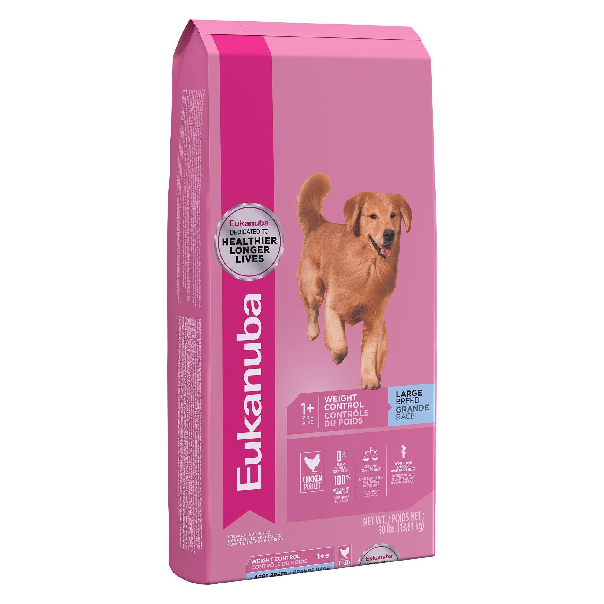 Eukanuba Large Breed Weight Control Adult Dog Food by Eukanuba (Image #4)