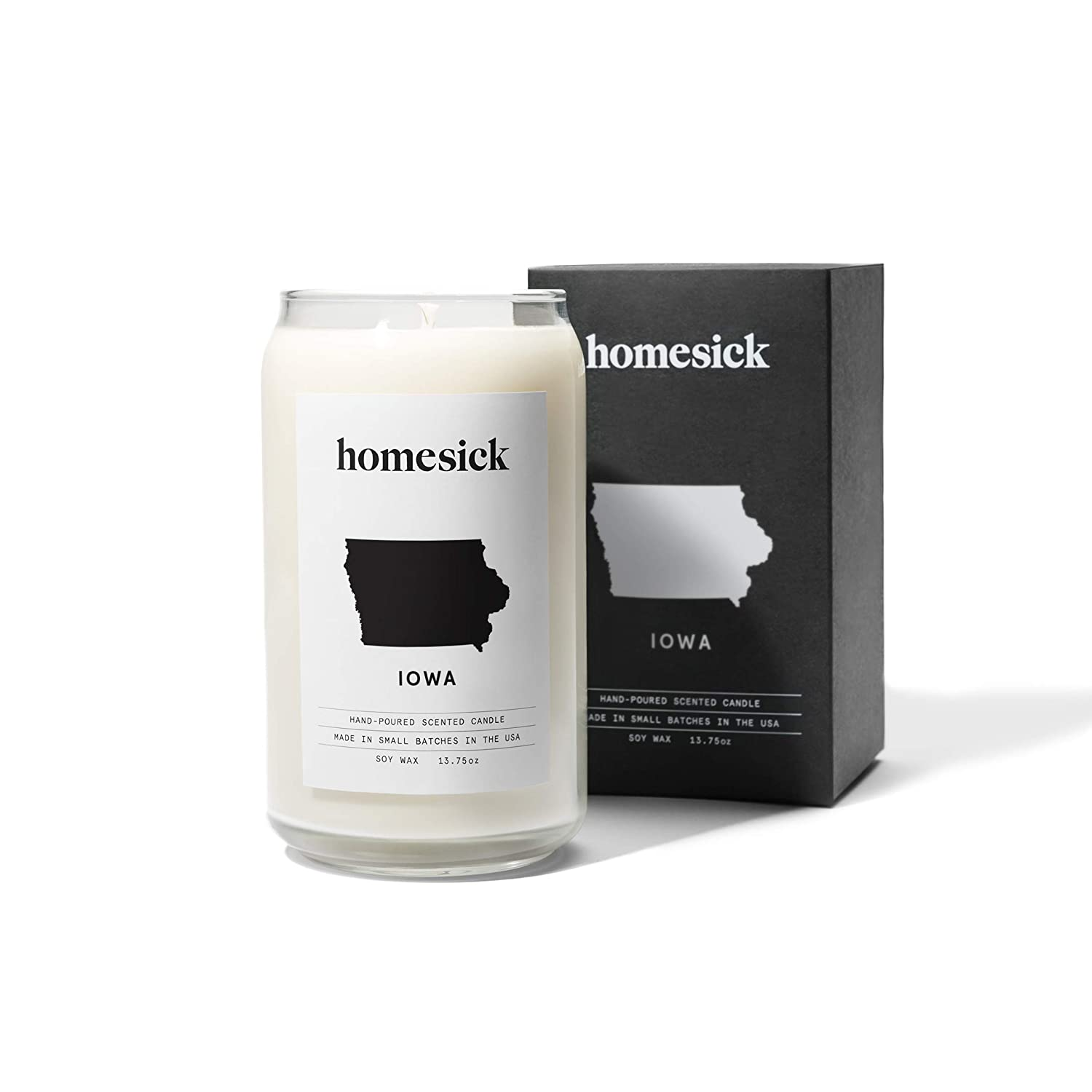 Homesick Scented Candle, Iowa