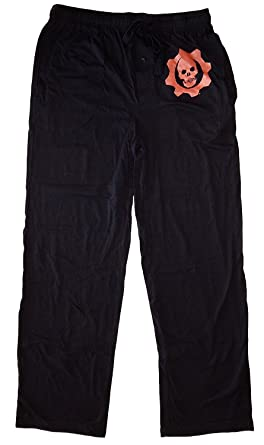 Amazon.com  Gears of War Logo Sleep Pants Sweatpants  Clothing b30d0eb73