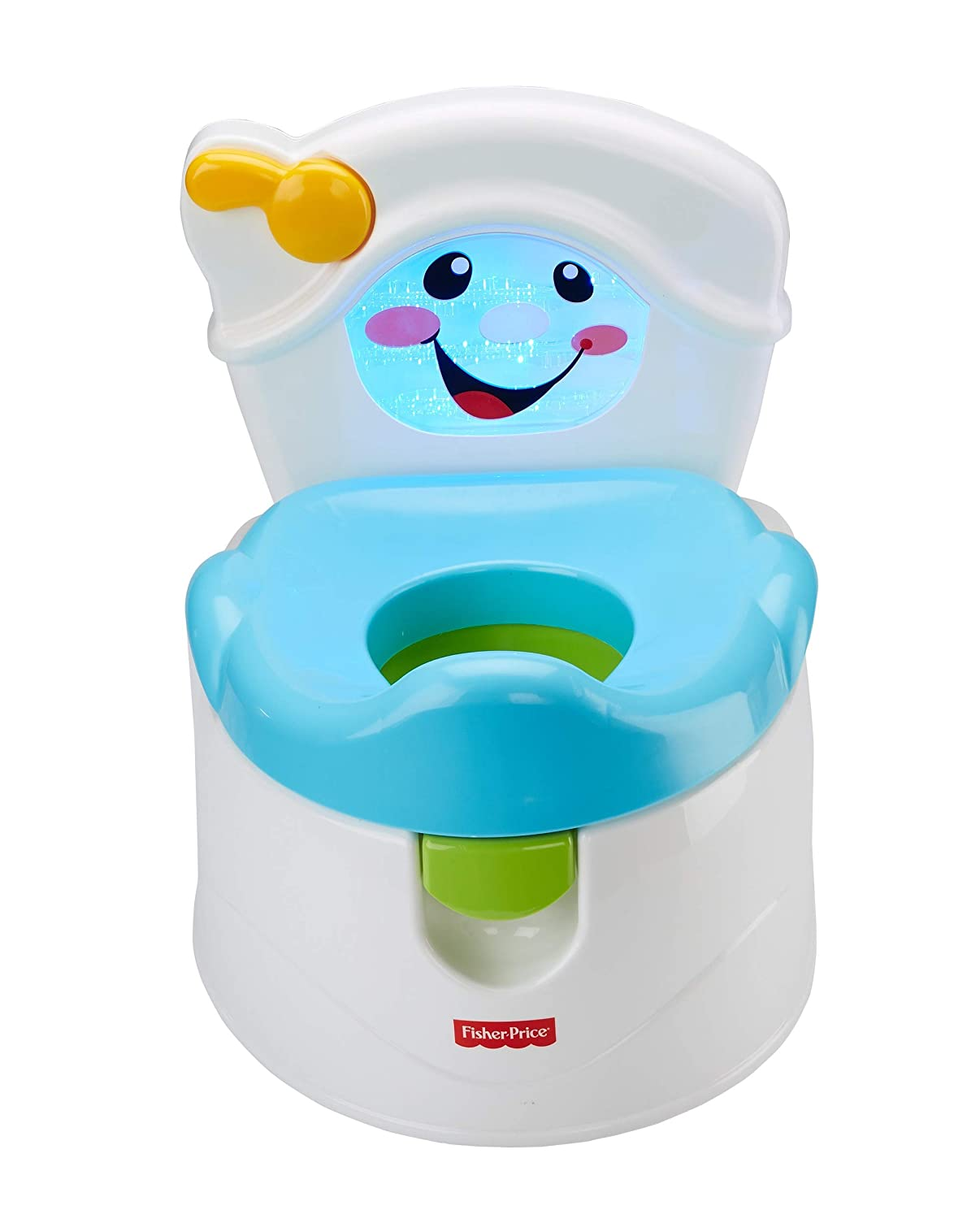 Fisher-Price Learn-to-Flush Potty, Frustration Free Packaging