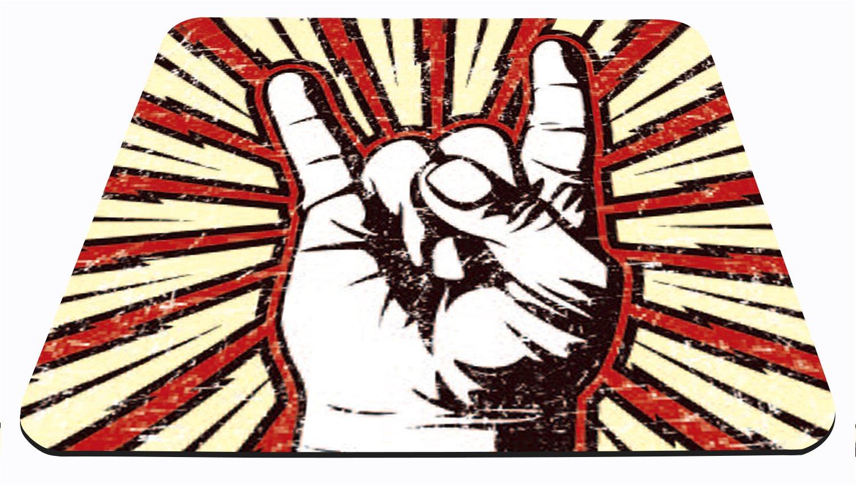 Negro Alfombrilla para rat/ón La Superficie Especial Mejora la Velocidad y la precisi/ón 240 x 200 mm Antideslizante Bordes sin Flecos Sidorenko Alfombrilla de Raton Ordenador Gaming