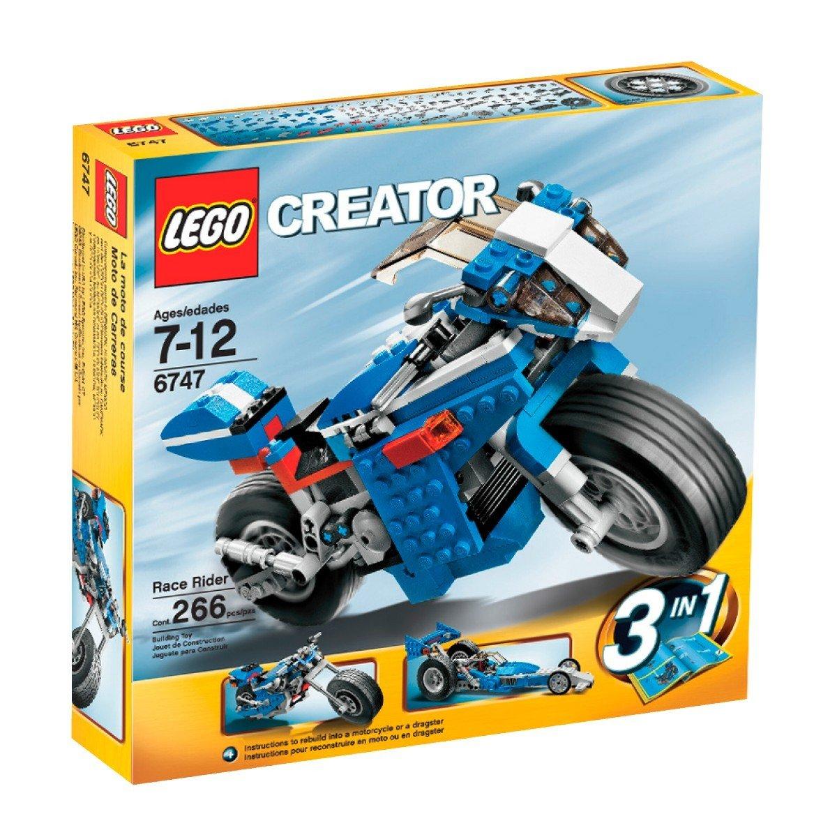 Amazoncom Lego Creator Race Rider Toys Games