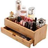 GOBAM Makeup Storage Drawer Organizer Jewelry Skincare Organizer Cosmetic Box Drawer Divider for Lipstick and More…