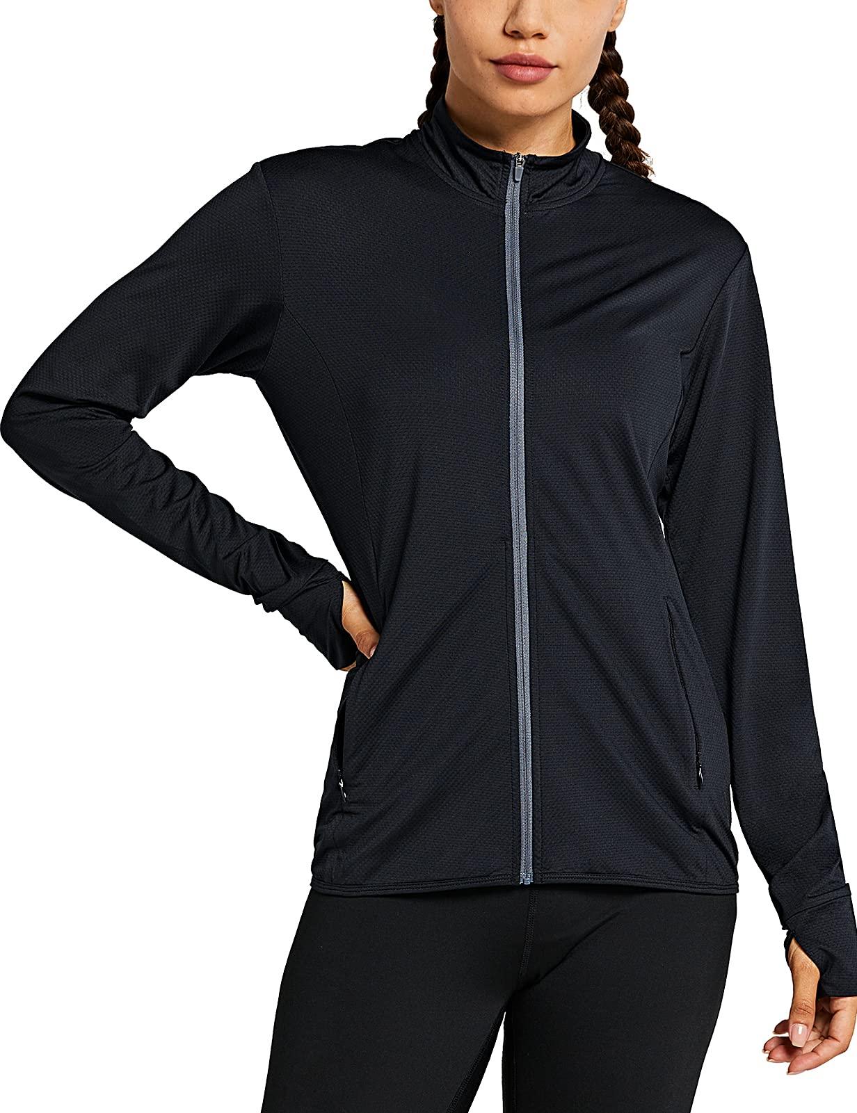 ZUTY UPF 50+ UV Long Sleeve Shirt Women Golf Sun Protection Light
