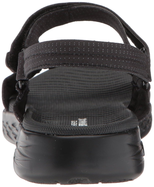 Skechers Damen On-The-go 600 Knöchelriemchen - Brilliancy Knöchelriemchen 600 Sandalen, 5b0c00