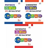 Physics, Chemistry & Mathematics Topic-wise & Chapter-wise Daily Practice Problem (DPP) Sheets for JEE Main/ BITSAT