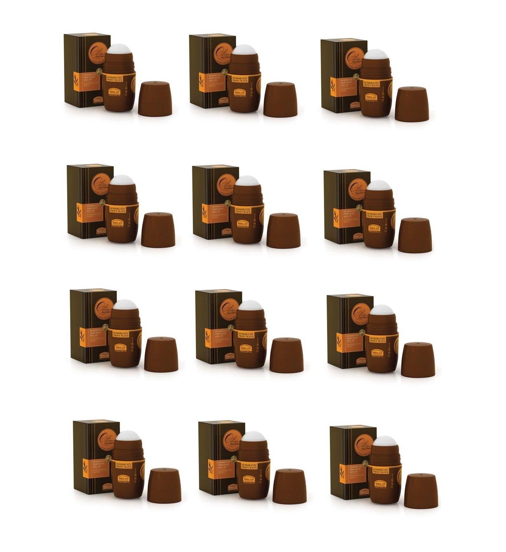 Helan - Olmo perfumado Desodorante Roll-on 12 paquetes de 50 ...