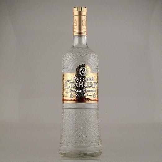 Russian Standard Gold Vodka 1,0l ( 19,85 EUR / Liter)