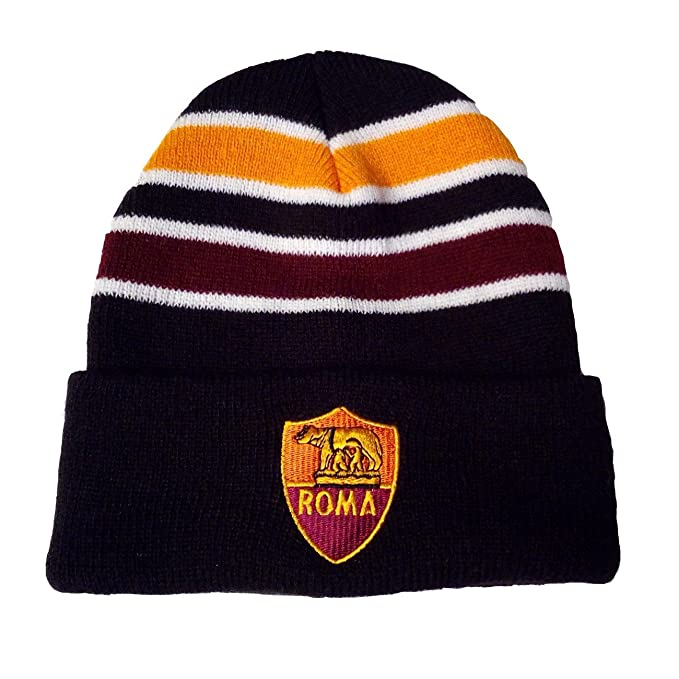 Roma berretto cappello calcio supporters - One size b843e70dc394