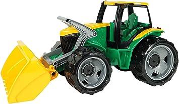 Lena starke riesen traktor mit frontlader ca cm grün
