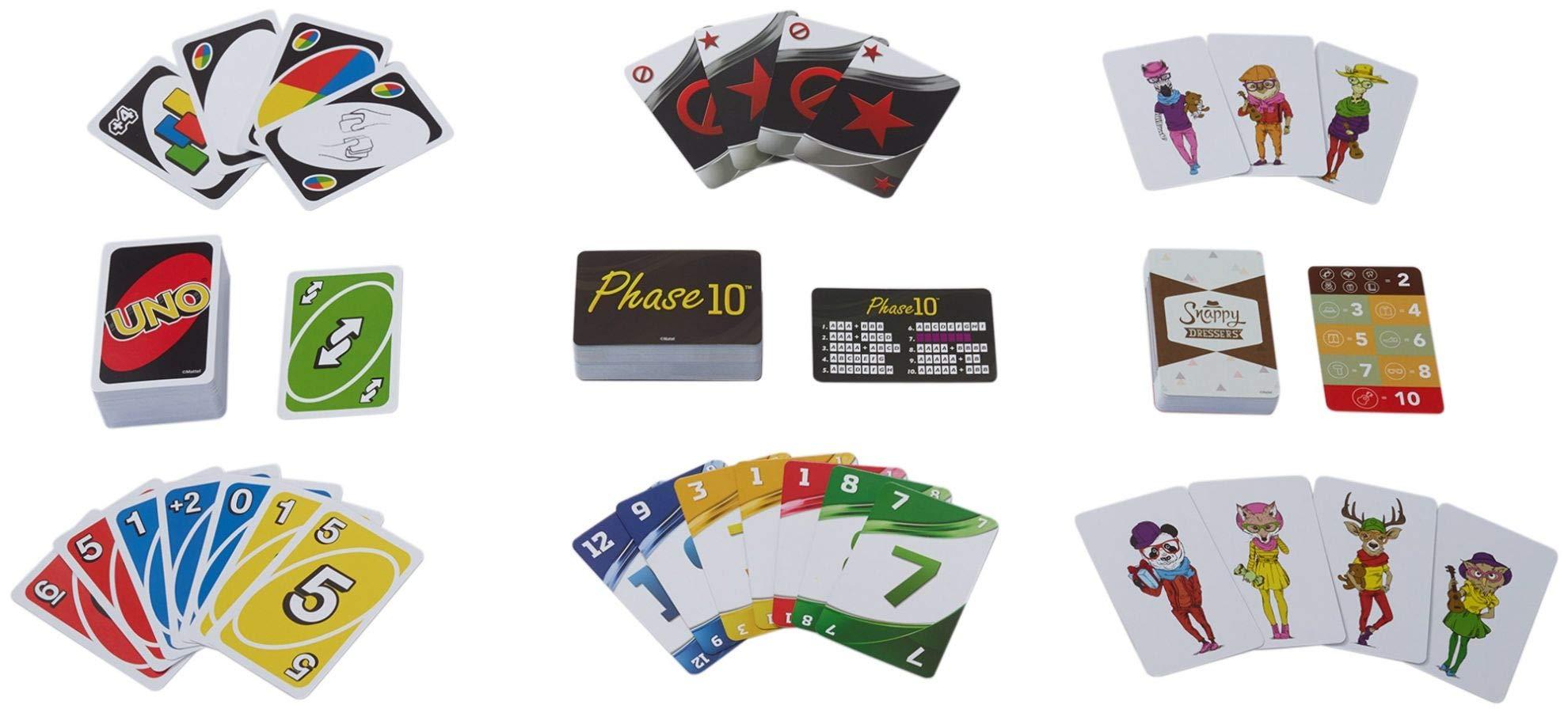 Comprar Juegos Mattel-FFK01 Uno Bundle Collector, de Cartas, (FFK01)