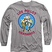 Popfunk Breaking Bad Los Pollos Longsleeve T Shirt & Stickers