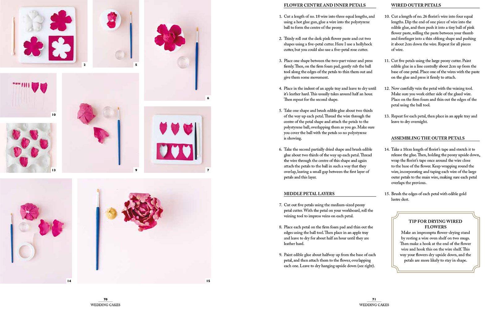 Wedding Cakes Amazon Rosalind Miller 9781908714084 Books