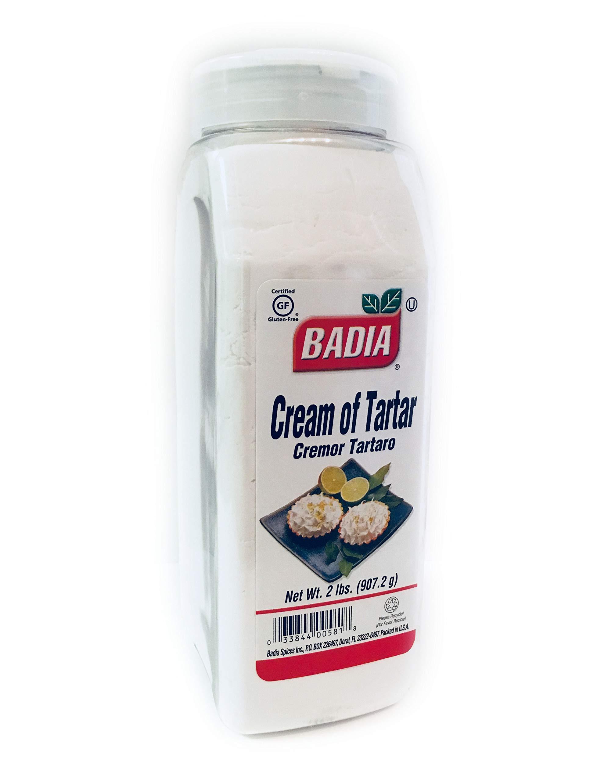 2 lbs-Cream of Tartar Powder/Cremor de Tartaro Gluten Free Kosher