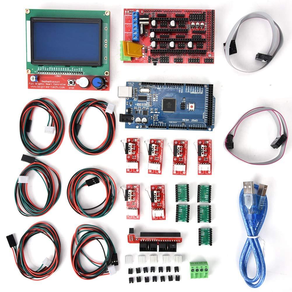 Impresora 3D Kit CNC con CNC Guard + A4988 Controlador de ...
