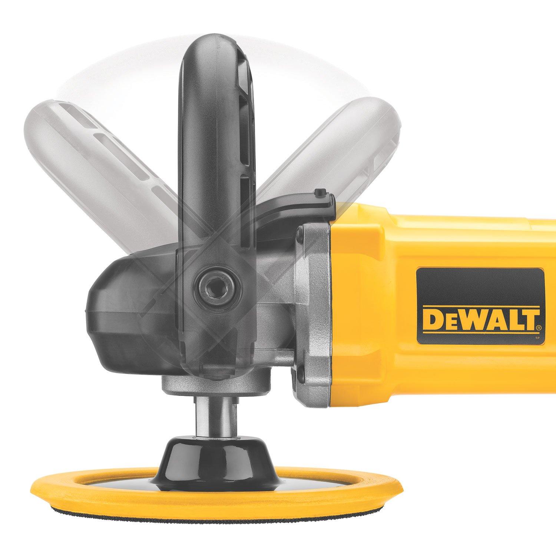 DEWALT DWP849X 7-Inch//9-Inch Variable Speed Polisher with Soft Start