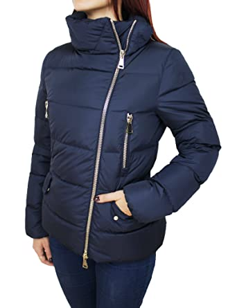 purchase cheap ef307 3076f Piumino donna Moncler Original modello Talia blu giacca ...