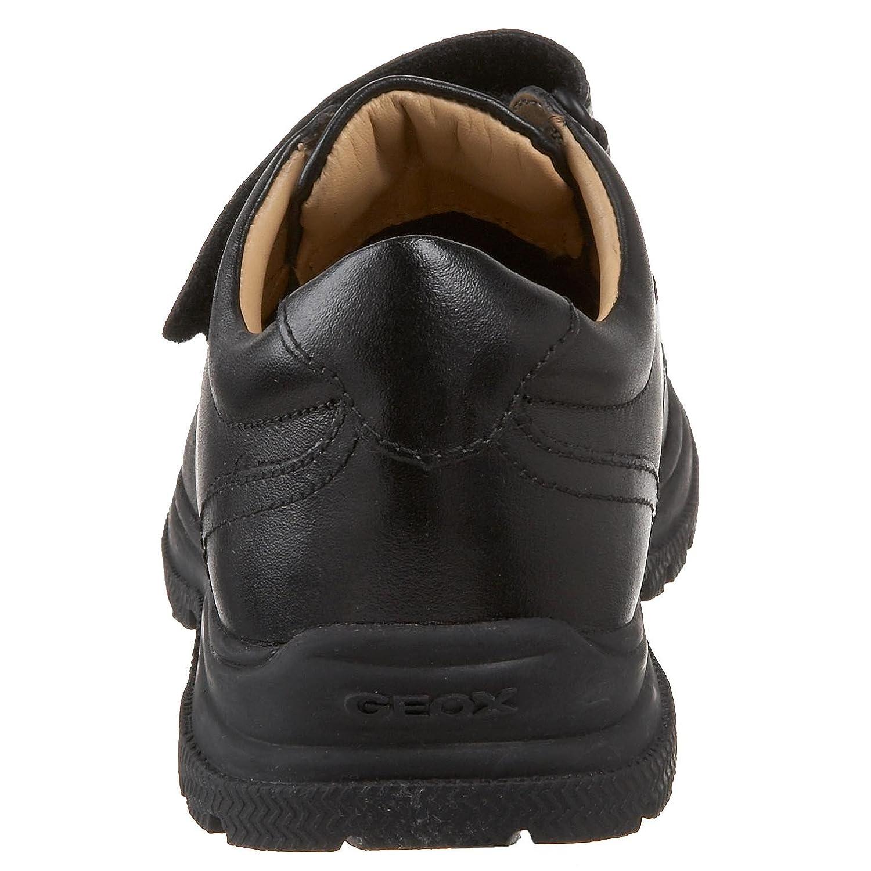 Geox J William Q, Zapatos con Velcro para Niños