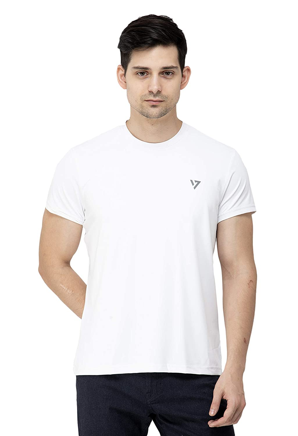 Seven by M.S. Dhoni Men's Classic Fit T-Shirt