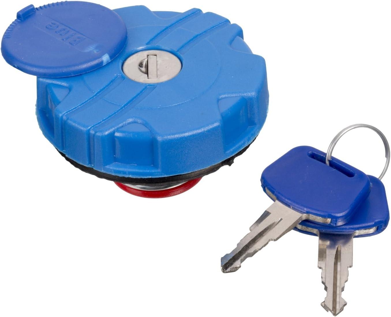 Tappo serbatoio originale con serratura con 2 chiavi EVO OE 71802520 Fiat per Fiat 500 Grande Punto