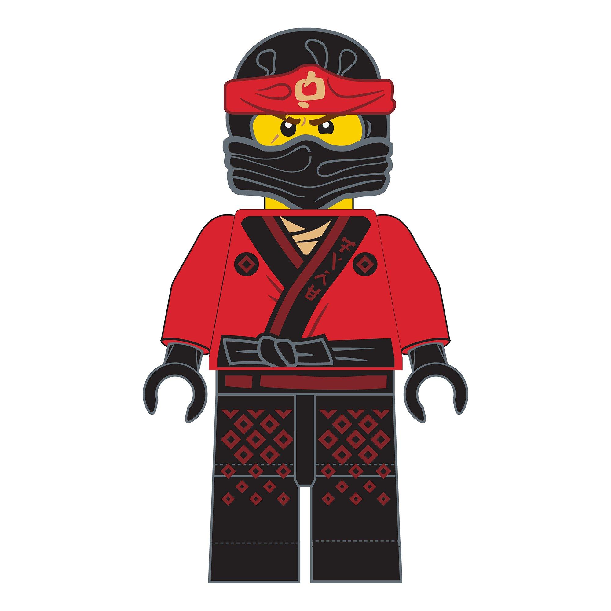 LEGO Ninjago Red Warrior Cuddle Pillow