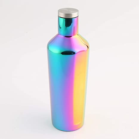5d4c1ed5ffe Image Unavailable. Image not available for. Color: Cambridge Silversmiths  9382WGTR 25-Ounce Rainbow Finish ...