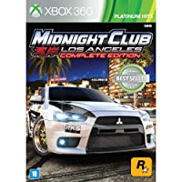 Jogo Midnight Club LA: Complete Edition - Xbox 360