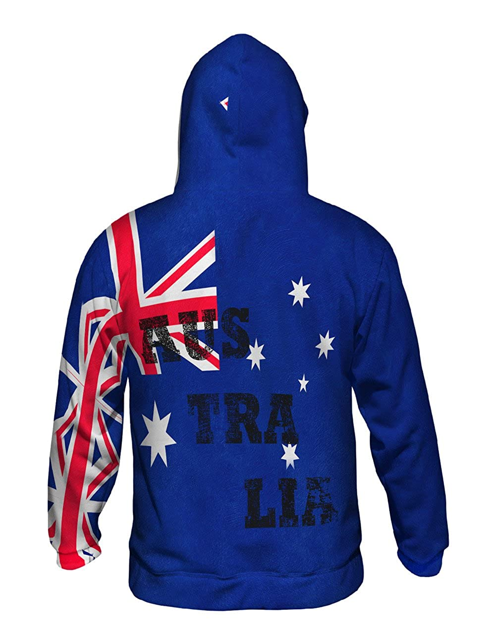 Allover Print Mens Hoodie Sweater Yizzam Dirty Australia