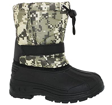 clearance sale exquisite style best sell Transco Youth Boys B253yb Water Resistant One Strap Boot with Toggle Pull