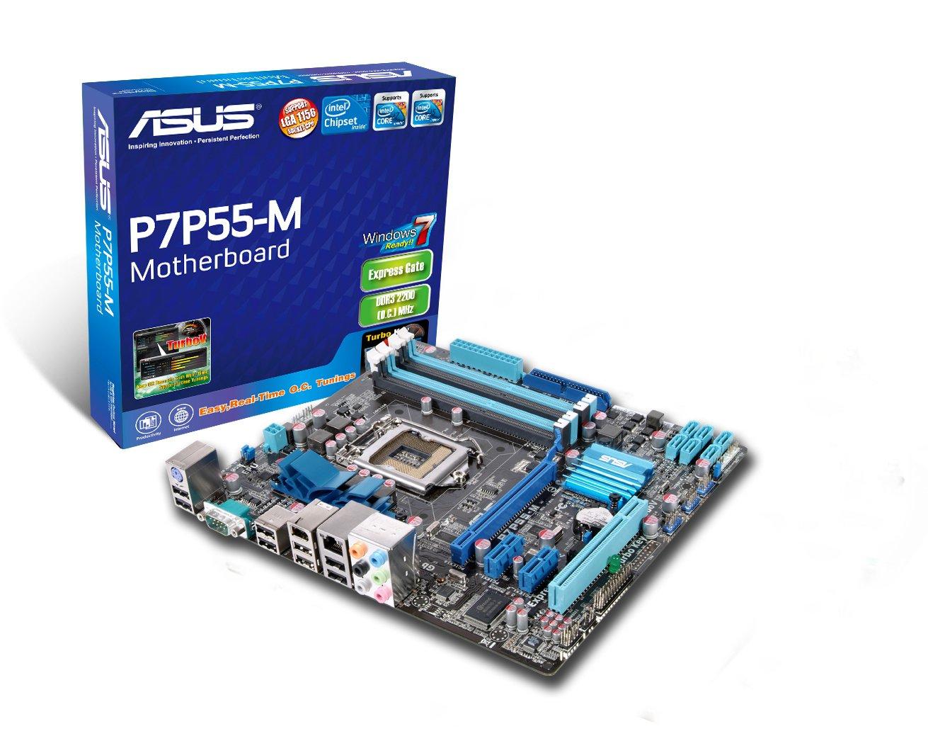 ASUS P7P55 M TREIBER HERUNTERLADEN