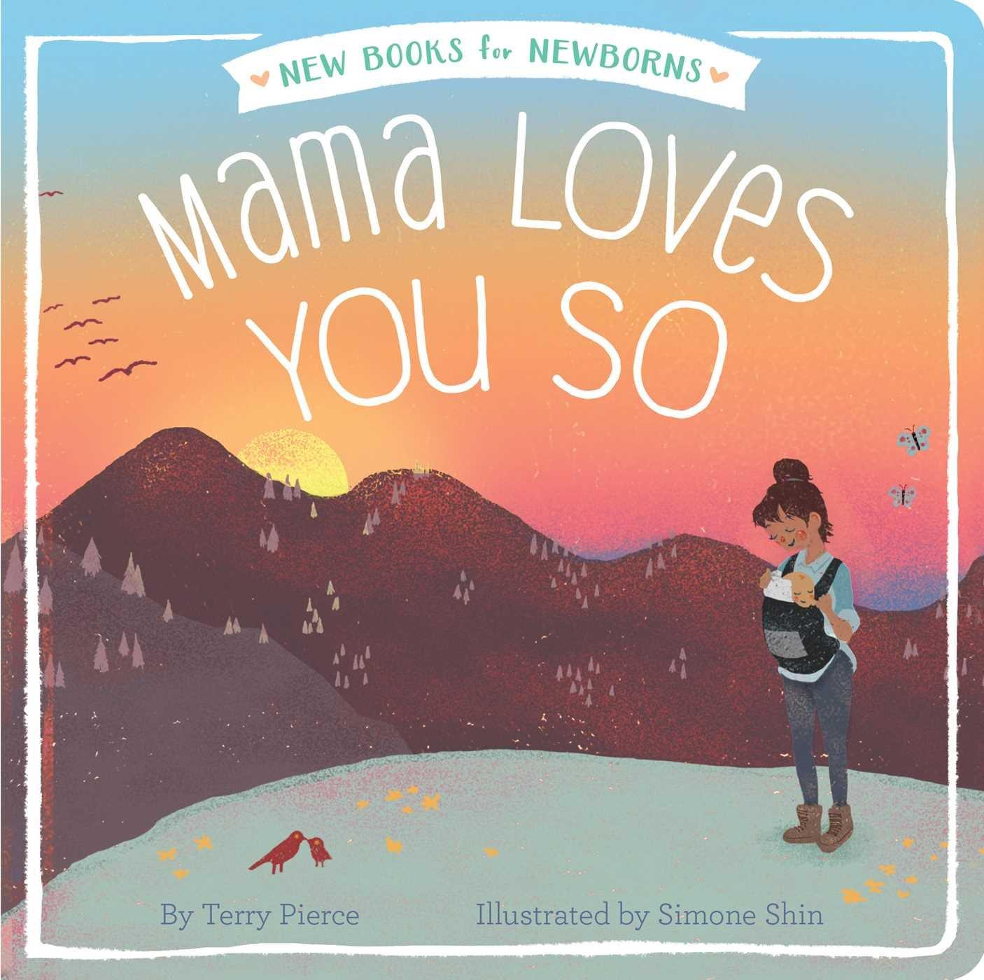 Mama Loves You Books Newborns product image