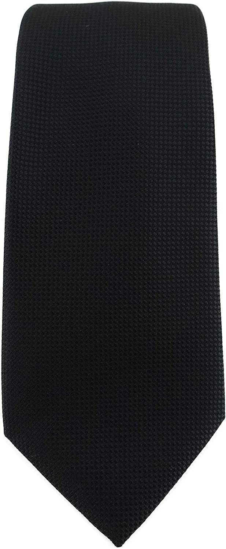 TigerTie Corbata 7 cm de ancho Corbata de dise/ño moderno en puntos finos