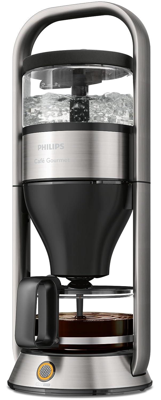 Philips HD5413/00Caffettiera Nero/Acciaio Inox