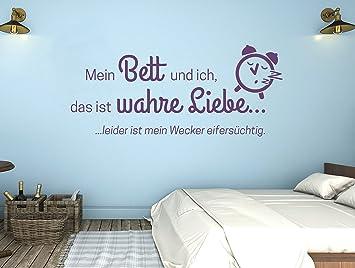 tjapalo® vio-pkm296 Wandtattoo Schlafzimmer sprüche modern ...